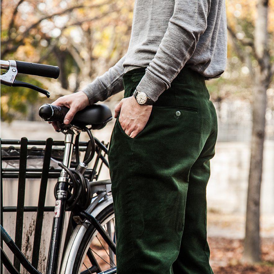 StarkandSons Tailleur Costumes Homme Paris Stark&Sons pantalon sur mesure