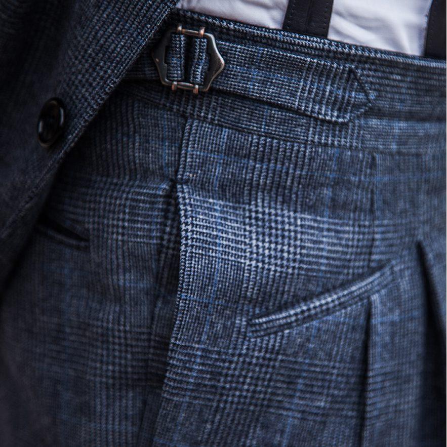 StarkandSons Tailleur Costumes Homme Paris Stark&Sons pantalon chemise sur mesure