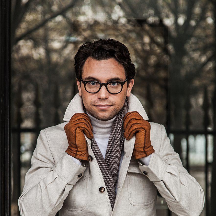 StarkandSons Tailleur Costumes Homme Paris Stark&Sons veste en lin pantalon chemise sur mesure